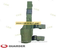 Tornado Tactical Thigh Holster (OD) by Guarder